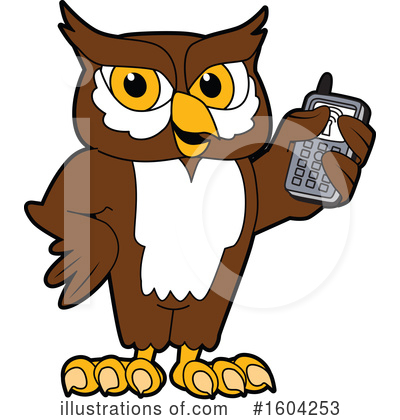 Owl Clipart #1604253 by Toons4Biz