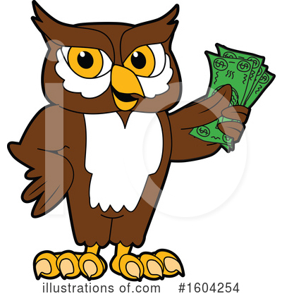 Owl Clipart #1604254 by Toons4Biz