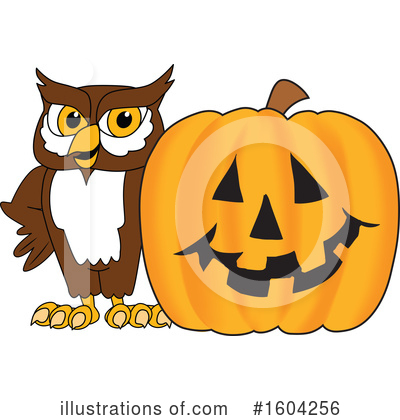 Owl Clipart #1604256 by Toons4Biz