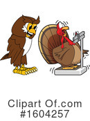 Owl Clipart #1604257 by Toons4Biz