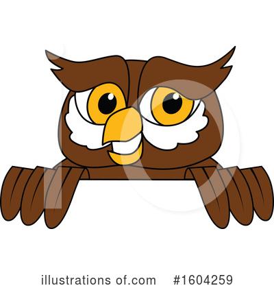 Owl Clipart #1604259 by Toons4Biz