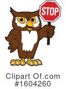 Owl Clipart #1604260 by Toons4Biz