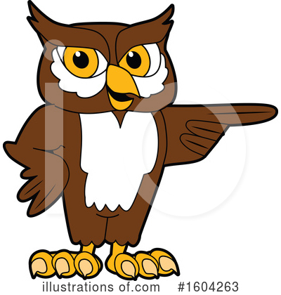Owl Clipart #1604263 by Toons4Biz