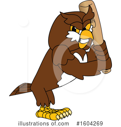 Owl Clipart #1604269 by Toons4Biz