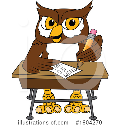 Owl Clipart #1604270 by Toons4Biz