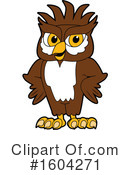 Owl Clipart #1604271 by Toons4Biz