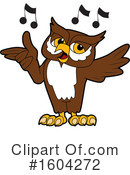 Owl Clipart #1604272 by Toons4Biz