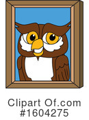 Owl Clipart #1604275 by Toons4Biz