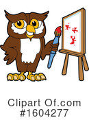 Owl Clipart #1604277 by Toons4Biz