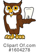 Owl Clipart #1604278 by Toons4Biz