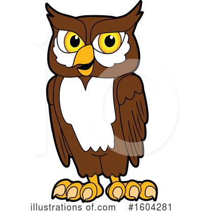 Owl Clipart #1604281 by Toons4Biz