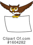 Owl Clipart #1604282 by Toons4Biz