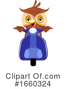 Owl Clipart #1660324 by Morphart Creations