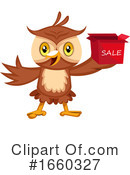 Owl Clipart #1660327 by Morphart Creations