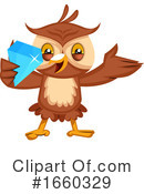 Owl Clipart #1660329 by Morphart Creations
