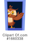 Owl Clipart #1660338 by Morphart Creations