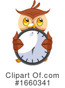 Owl Clipart #1660341 by Morphart Creations