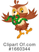 Owl Clipart #1660344 by Morphart Creations