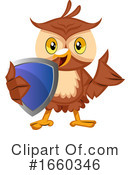 Owl Clipart #1660346 by Morphart Creations