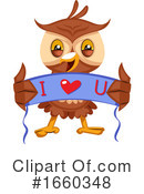 Owl Clipart #1660348 by Morphart Creations