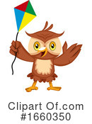 Owl Clipart #1660350 by Morphart Creations