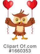 Owl Clipart #1660353 by Morphart Creations