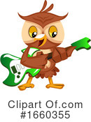 Owl Clipart #1660355 by Morphart Creations