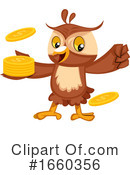Owl Clipart #1660356 by Morphart Creations