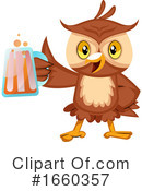 Owl Clipart #1660357 by Morphart Creations