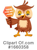 Owl Clipart #1660358 by Morphart Creations