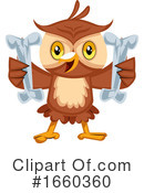 Owl Clipart #1660360 by Morphart Creations