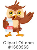 Owl Clipart #1660363 by Morphart Creations