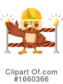 Owl Clipart #1660366 by Morphart Creations