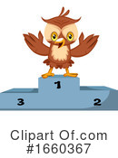 Owl Clipart #1660367 by Morphart Creations