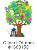 Owl Clipart #1663153 by visekart