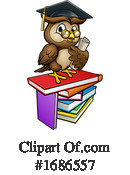 Owl Clipart #1686557 by AtStockIllustration