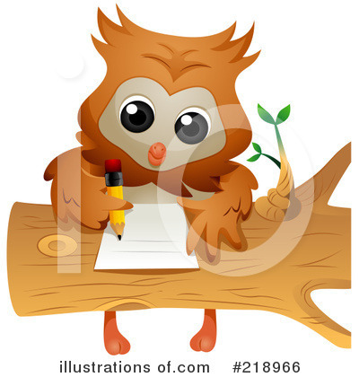 Owl Clipart #218966 by BNP Design Studio