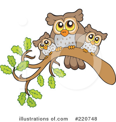 Owl Clipart #220748 by visekart