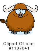 Ox Clipart #1197041 by Cory Thoman