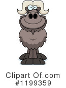 Ox Clipart #1199359 by Cory Thoman