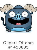 Ox Clipart #1450835 by Cory Thoman