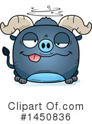 Ox Clipart #1450836 by Cory Thoman