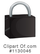 Padlock Clipart #1130046 by Graphics RF