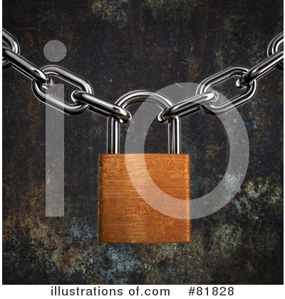 Padlock Clipart #81828 by Mopic