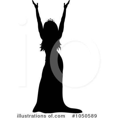 Free (RF) Pageant Clipart Illustration by Pams Clipart - Stock Sample