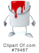 Paint Can Clipart #79487 by Julos