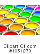 Paint Clipart #1051279 by ShazamImages