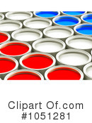 Paint Clipart #1051281 by ShazamImages
