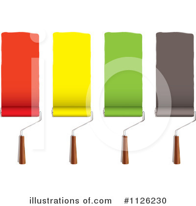 Paint Clipart #1126230 by michaeltravers