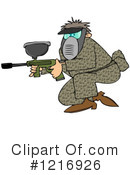Paintball Clipart #1216926
